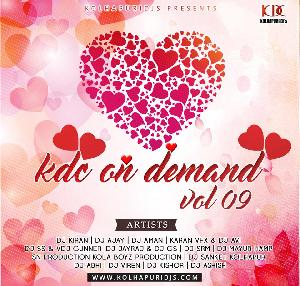 KDC ON DEMAND VOL 09 (VALENTINE SPECIAL 2017)