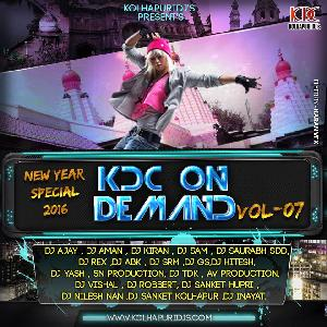 KDC ON DEMAND VOL 7 (NEW YEAR SPECIAL 2016)