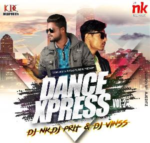 DANCE XPRESS VOL - 02