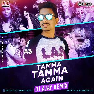 Tamma Tamma (Again)   Mix By Dj Ajay (Av Visuals)720hd