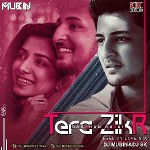 Tera Zikr - ( Feel My Love Mix ) Dj Mubin & Dj Sk remix
