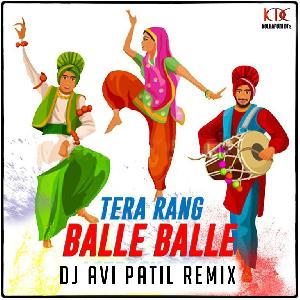 Tera Rang Balle Balle - DJ AVI PATIL REMIX