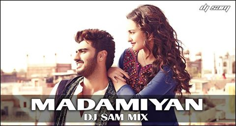 Madamiyan    DJ SAM MIX