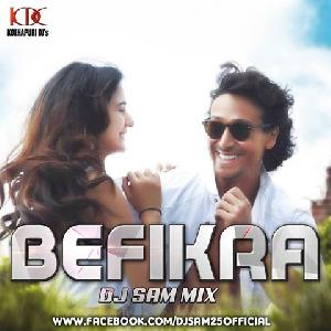 BEFIKRA - DJ SAM MIX
