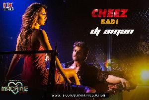 Cheez Badi - Machine (Neha Kakkar) - DJ AMAN Remix